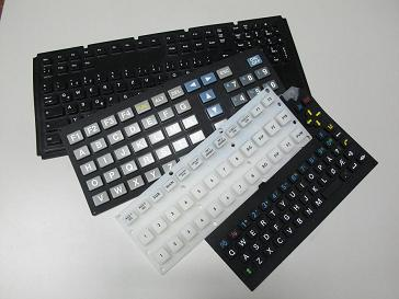 Various Rubber Keypads
